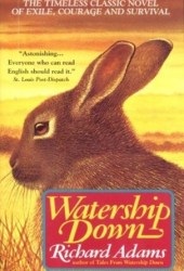 Watership Down (Watership Down, #1) Book