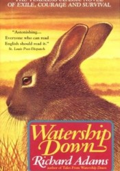 Watership Down (Watership Down, #1) Book by Richard  Adams