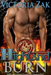 Highland Burn (Guardians of Scotland, #1) Book