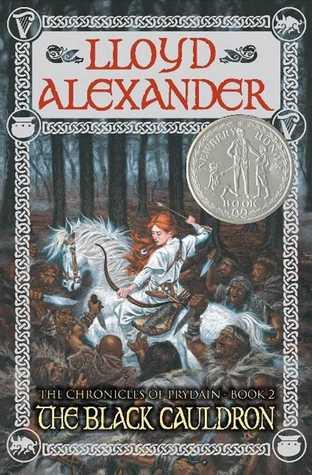 The Black Cauldron (The Chronicles of Prydain, #2)