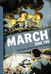 March: Book Two (March, #2) Book by John             Lewis