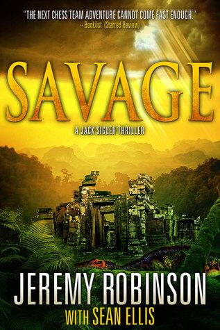 Savage (Chess Team Adventure, #6)