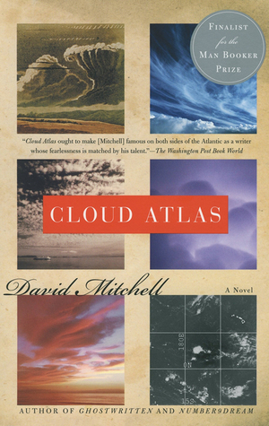 Image result for cloud atlas book