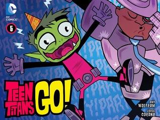Teen Titans Go! (2014- ) #5