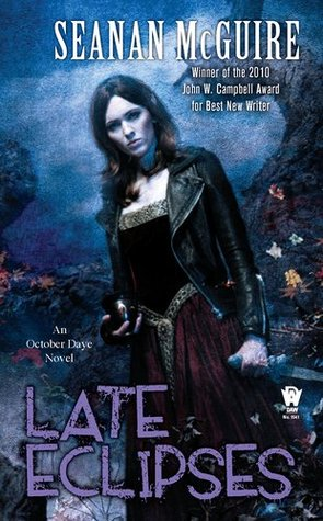 Late Eclipses (October Daye, #4)