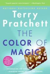 The Color of Magic (Discworld, #1; Rincewind, #1) Book