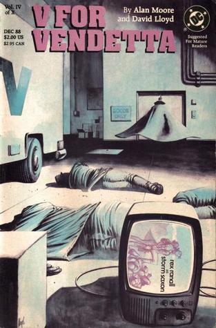 V for Vendetta, Vol. IV of X (V for Vendetta, #4)