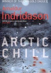 Arctic Chill (Inspector Erlendur #7) Book by Arnaldur Indriðason
