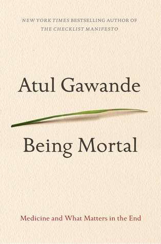 Image result for Being Mortal  book