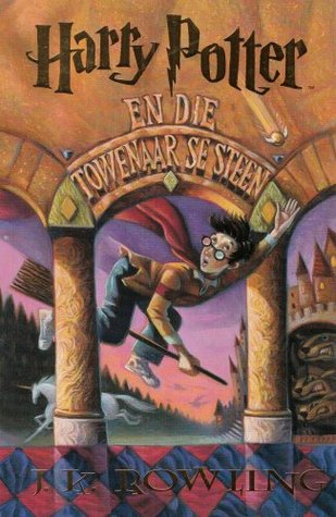 Harry Potter en die Towenaar se Steen (Harry Potter, #1)