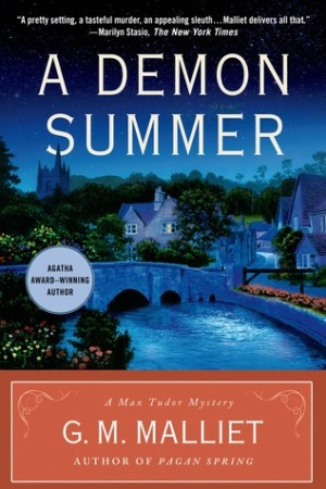 A Demon Summer (Max Tudor #4)