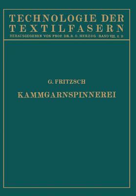 Die Wollspinnerei B. Kammgarnspinnerei
