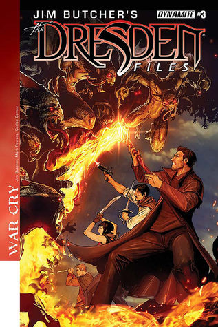 Jim Butcher's Dresden Files: War Cry #3
