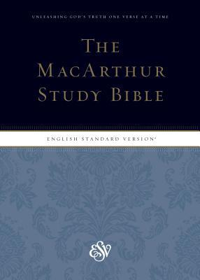 The MacArthur Study Bible - English Standard Version