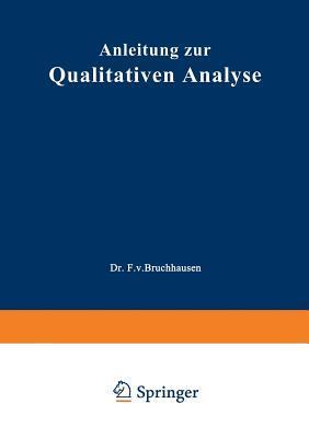 Anleitung Zur Qualitativen Analyse