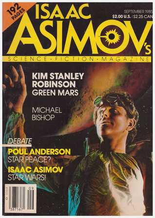 Isaac Asimov's Science Fiction Magazine, September 1985 (Asimov's Science Fiction, #95)