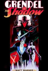 Grendel vs. The Shadow Book