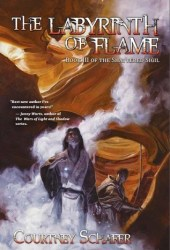 The Labyrinth of Flame (Shattered Sigil, #3) Book