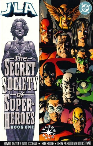 JLA: The Secret Society of Super-Heroes (1)