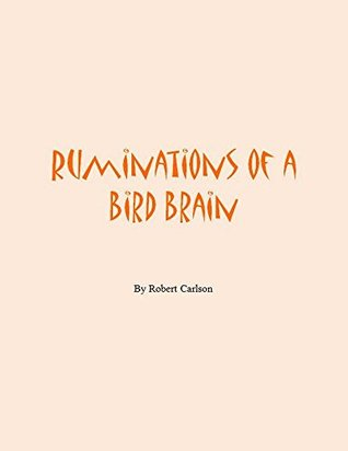 Ruminations of a Bird Brain
