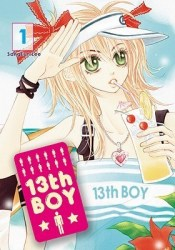 13th Boy, Vol. 1 (13th Boy, #1) Book by SangEun Lee