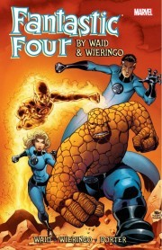 Fantastic Four by Waid & Wieringo: Ultimate Collection, Book 3