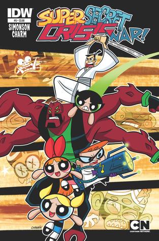 Cartoon Network: Super Secret Crisis War! #5