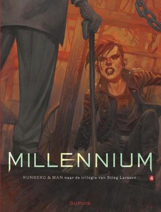 Millennium: 4. De vrouw die met vuur speelde: deel twee