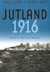 Jutland 1916: Death in the Grey Wastes Book by Peter Hart