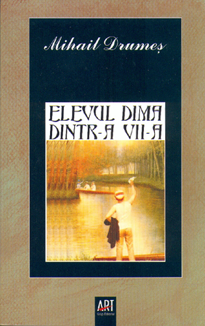 Elevul Dima dintr-a VII-A