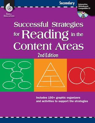 Successful Strategies for Reading in the Content Areas: Secondary [With CDROM]