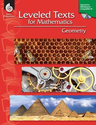 Leveled Texts for Mathematics: Geometry [With CDROM]