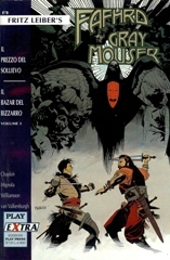 Fritz Leiber's Fafhrd and the Grey Mouser - volume 3