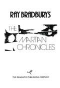 The Martian Chronicles Script