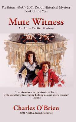 Mute Witness (Anne Cartier, #1)