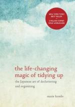 The life-changing magic of tidying up (Marie Kondo)