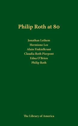 Philip Roth at 80