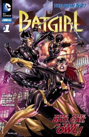 Batgirl Annual #1 (The New 52 Batgirl Annual #1)
