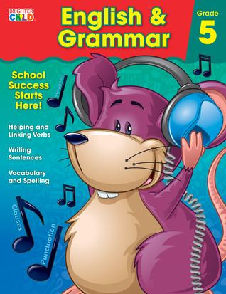 English  Grammar Workbook, Grade 5
