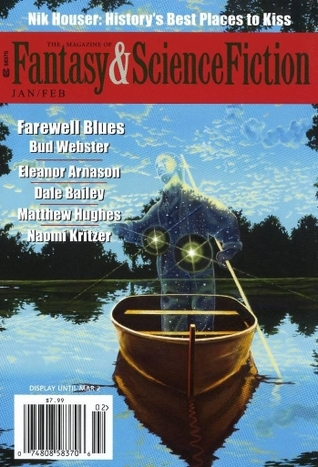 Fantasy & Science Fiction, January/February 2015 (The Magazine of Fantasy & Science Fiction, #717)