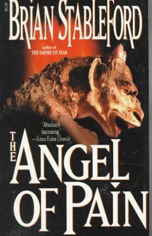 The Angel of Pain (David Lydyard, #2)
