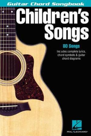 Children's Songs: Guitar Chord Songbook pdf books