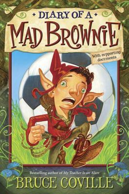 Diary of a Mad Brownie (The Enchanted Files, #1)