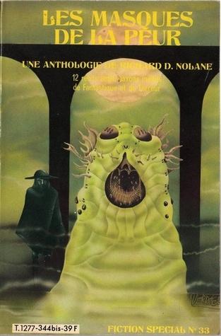 Les masques de la peur (Fiction spécial n°33)