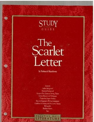 The Scarlet Letter by Nathaniel Hawthorne Study Guide