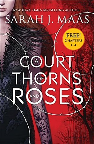 A Court of Thorns and Roses eSampler