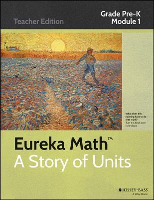 Eureka Math, a Story of Units: Grade Pk, Module 1: Counting to 5