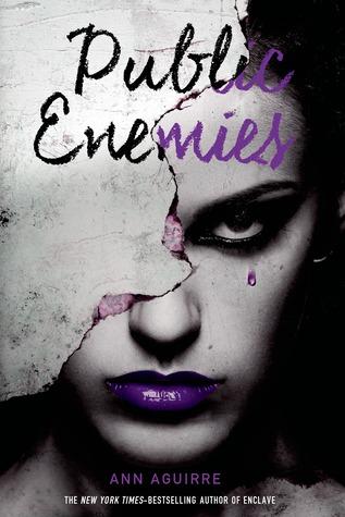 Public Enemies (Immortal Game, #2)