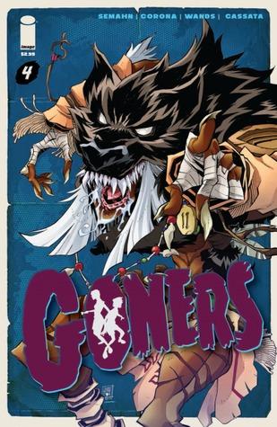 Goners #4