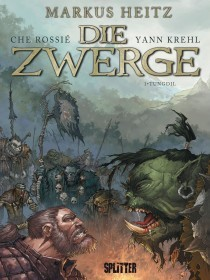 Tungdil (Die Zwerge - Graphic Novels, #1)